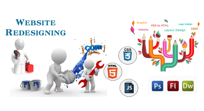 website-redesigning