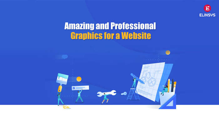 Amazing and Professional Graphics for a Website