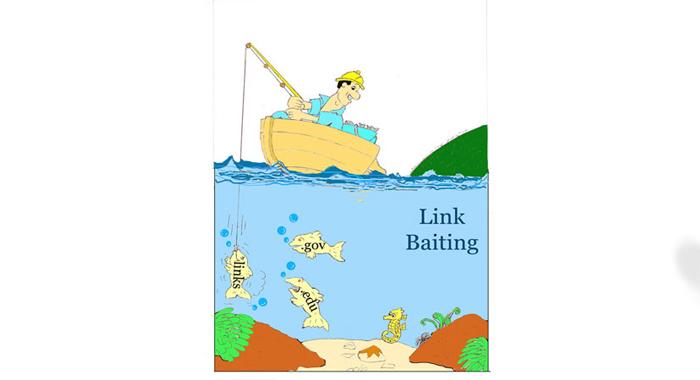 link-baiting-google