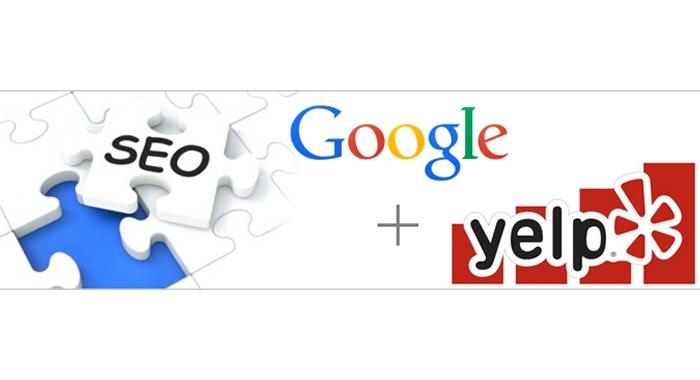 yelp seo vs google seo