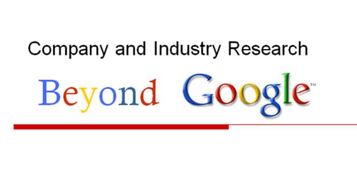 beyond google