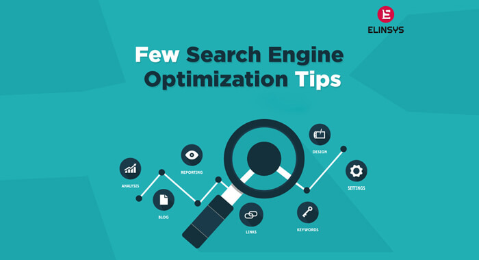 Few Search Engine Optimization Tips
