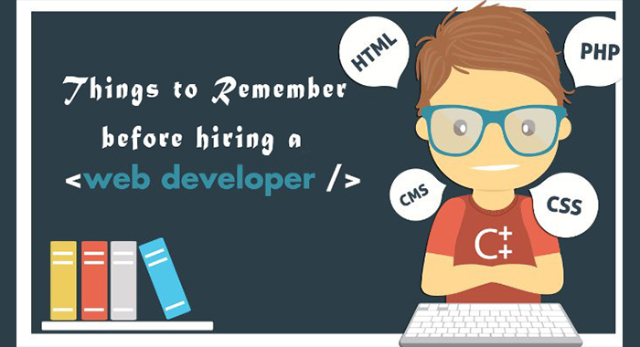 Things To Note While Hiring Web Developers In India