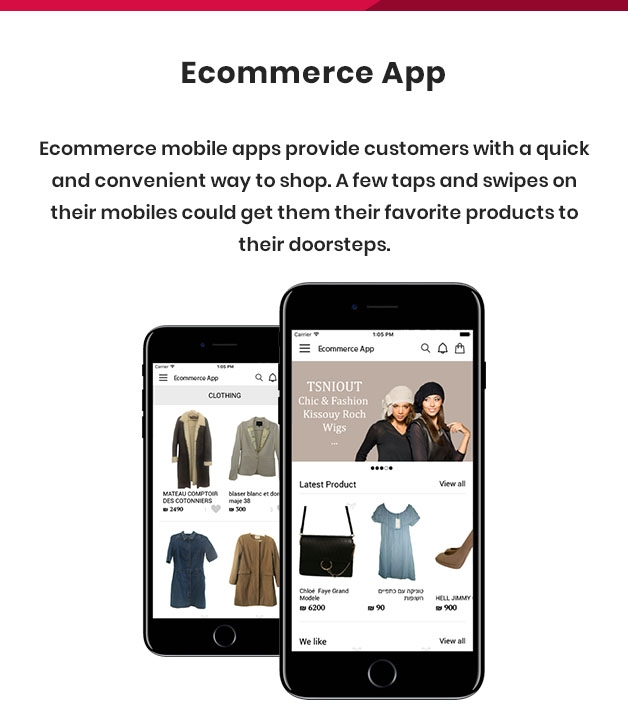 Ecommerce_Appwork_page