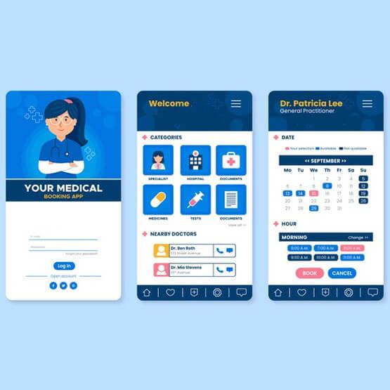 medical-booking-app